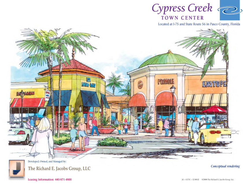 cypress towne center