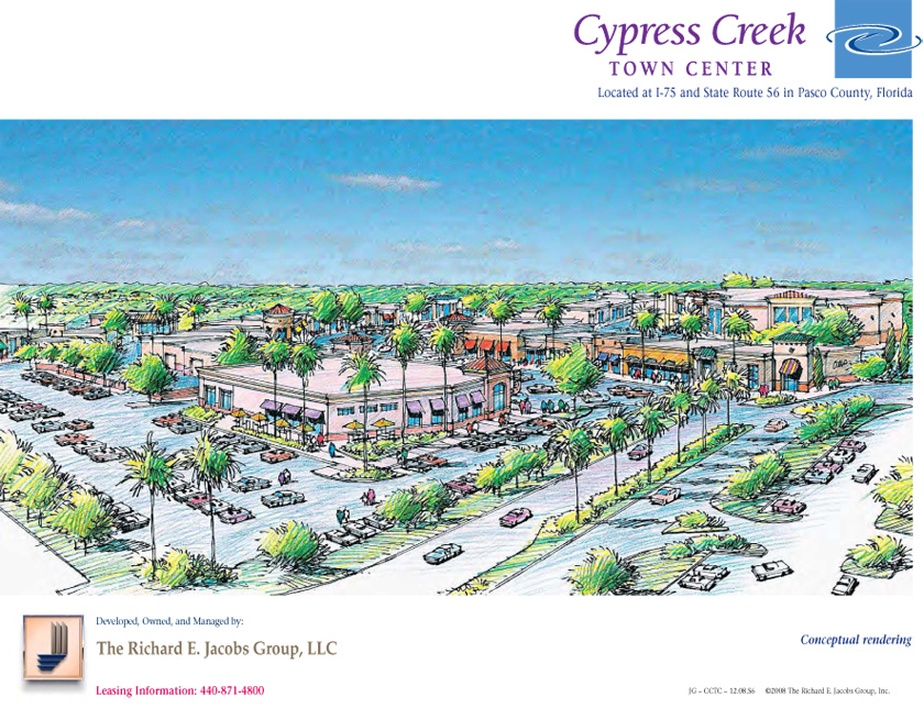 Cypress Creek Town Center - Page 3